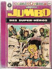 COMICORAMA DES SUPER-HEROS JUMBO n°234 ¤ FLASH/FANTASTIC FOUR/THOR ¤ HERITAGE