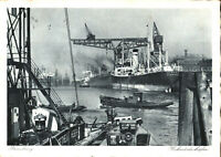 Hamburg,  Kuhwärterhafen        1939