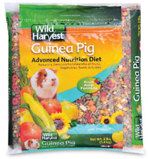 Wild Harvest Advanced Nutrition Diet Guinea Pig Food With Vitamin C, 4 lbs.
