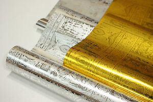 [Renaissance_metallic]Wrapping paper,wraps,gift wrap,wrapping,wraprolls,53cm*20m