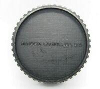 Minolta Genuine Original Vintage Rear Lens Cap SR Mount Lens n241