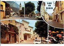 CP 26 DRÔME - Luc-en-Diois - Multivues couleurs