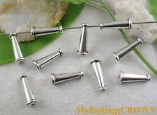 70pcs Tibetan silver cone spacer beads FC8685