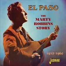 El Paso - The Marty Robbins Story 1952-1960 [ORIGINAL RECORDINGS REMASTERED] 2CD