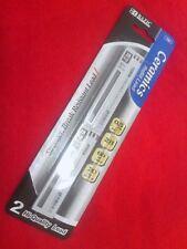40 Ceramics Mechanical Pencil Refill Lead 0.5mm 2B Advance click dispenser