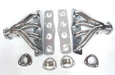 For 331, 354 and 392 Mopar Big Block HEMI Stainless Steel Hugger Shorty Headers