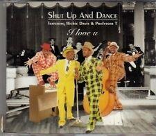 (CF924) Shut Up And Dance, I Love U - 1995 CD