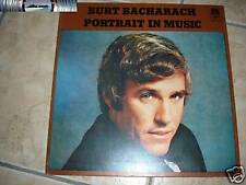 Burt Bacharach - Portrait in music - LP 1971