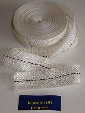 6 x 20 METRE ROLLS ROLL MULTI PURPOSE TYING WEBBING TIE DOWN REMOVAL VAN  STRAP