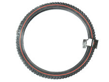Raleigh Ryder Red Stripe MTB Cycle Cycling Mountain Bike Tyre - 24 X 1.95""