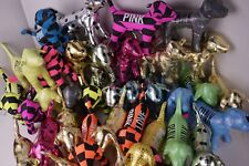 35 HUGE LOT  RARE VICTORIA'S SECRET PINK LIMITED EDITION MINI DOG COLLECTIBLE