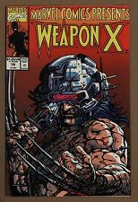 Marvel Comics Presents 79 NM+ 9.6 Wolverine Weapon X BWS Marvel Comics 1991