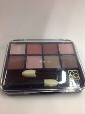 COVERGIRL PROFESSIONAL EYE ENHANCERS 8-COLOR EYESHADOW PALETTE - BLOSSOMS - NEW