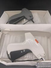 2 Standard Price Tagging Guns For Clothing, Needles and 2 Near Full Boxes Tags