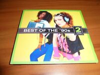 Best of the 90s [Digipak] by Various Artists (CD,2010 2 Discs, Sonoma) Used 90's