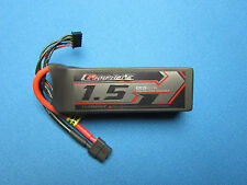 TURNIGY GRAPHENE 1500mAh 4S 14.8V 65C 130C LIPO BATTERY XT60 QUAD FPV RACE DRONE