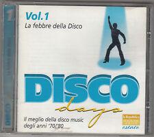 DISCO DAYS - la febbre della disco CD various artists