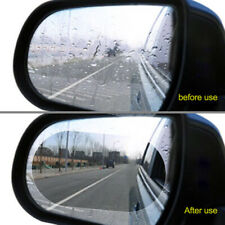 Car Side Window Rearview Mirror Anti Fog Film Rainproof Sticker Safety Driving