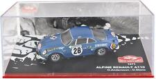ALPINE RENAULT A110 O. Andersson - D. Stone 1971 1:43 IXO ALTAYA