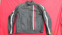 TRIUMPH DAYTONA SPEED TRIPLE (int) SPEED TWIN THRUXTON BOBBER JACKE LEDERJACKE
