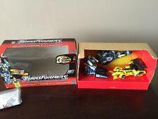 Transformers RID Nightcruz Mirage GT Scavenger  New In Open Box Hasbro Look