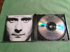 Phil Collins. Face Value. Compact Disc. 1981. Made In Germany