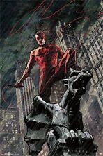 Daredevil - Comic Poster - 22x34 Dc Comics Devil 14191