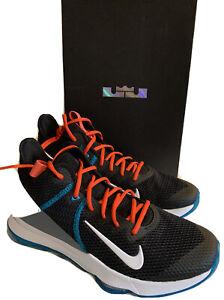 Nike Lebron WITNESS 4 Basketball Shoes Trainer Uk10 Us 11 Eur 45 BV7427 005 BNIB