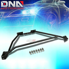 3-POINT FRONT STRUT TOWER BRACE STB/CHROMOLY SUSPENSION BAR 94-04 MUSTANG/PONY