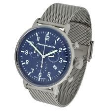 Messerschmitt Bauhaus Uomo Cronografo MODEL me108-80m Ronda 5030 movimento dell'orologio 5atm