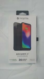 Mophie Mobile Case for IPhone X Juice Pack Air Battery Case - Black (4)