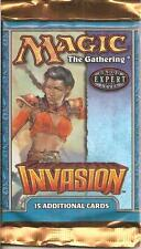 MTG Invasion  Booster  Magic the Gathering