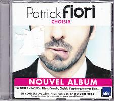 Choisir Smart Patrick Fiori 888430616127 CD 01/01/1900