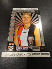 2015 AFL TEAMCOACH SILVER UNUSED CODE CARD NO.168 NICK RIEWOLDT ST KILDA