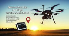 TrackimoDrone GPS Tracker 3G +Attachment Drone tracking device +1 year service