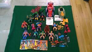 He Man Masters of the Universe - Mattel  Original Vintage Figures Bundle (2020)