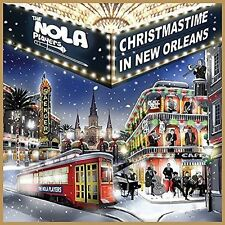 The NOLA Players - Christmastime In New Orleans CD