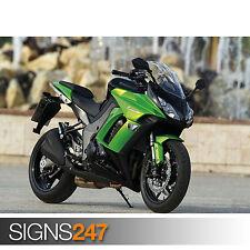 Moto Poster-Photo Poster print ART A0 A1 A2 A3 A4 1610 Kawasaki Abs