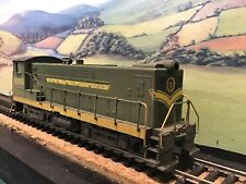 Athearn?. Atlas? road switcher Grant Trunk Western #8090. Weathered