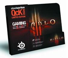 [Steelseries] Qck mini Diablo III Logo Edition Mouse Pad, Mat,Box Retail, 67226