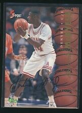1995 Classic ANTONIO McDYESS 5 Sport Autograph Edition Auto Rookie RC Nuggets