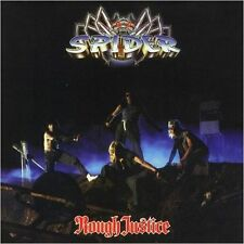 SPIDER - Rough Justice CD