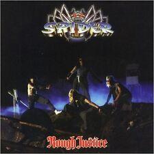 SPIDER - Rough Justice CD