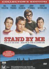 STAND BY ME - Wil Wheaton, River Phoenix, Corey Feldman - DVD