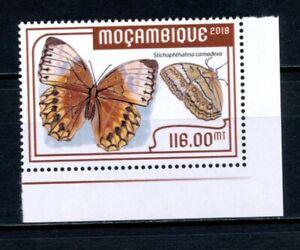 Insekten Schmetterlinge Postfrisch Mosambik