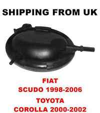 FUEL FILTER HOUSING LID CAP CLAMP FIAT SCUDO TOYOTA COROLLA E11 1.9D DW8 DW8B