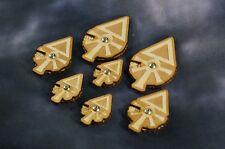 Warhammer 40k Wound Dial/Tracker/Counter/Marker - Eldar - Set