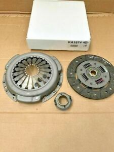 CIS Clutch Kit for MG MG ZS 180 2.5 2001- Saloon & Hatchback 25K4F 228mm