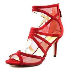 Calzado de mujer sandalias con tiras Nine West ante