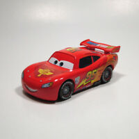Mattel Disney Pixar Cars 2 Lightning McQueen Metal 1:55 Diecast Toy Car Loose